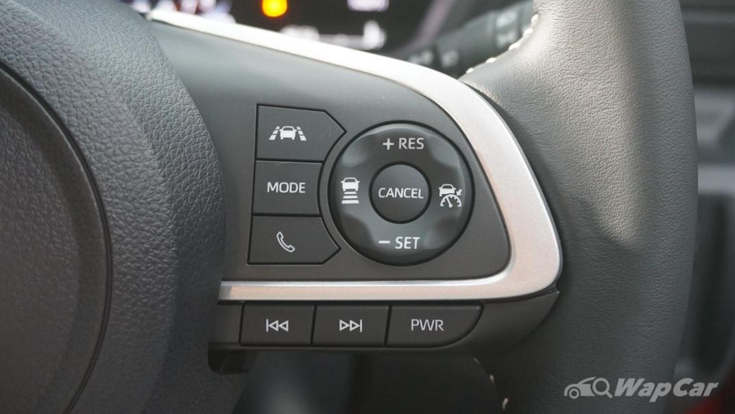 2021 Perodua Ativa 1.0L Turbo AV Interior 007