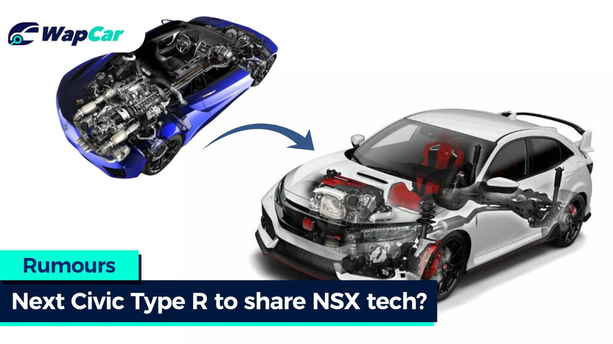 Rumours: Next Honda Civic Type R to be launched in 2022, 400 PS with NSX tech! 01