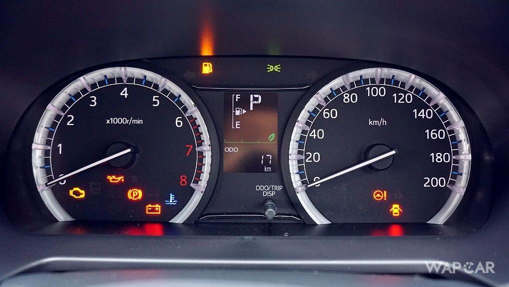 Perodua Aruz (2019) Interior 008