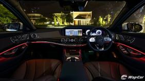 2018 Mercedes-Benz S-Class S 450 L AMG Line Exterior 002