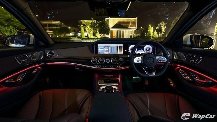 2018 Mercedes-Benz S-Class S 450 L AMG Line Interior 002