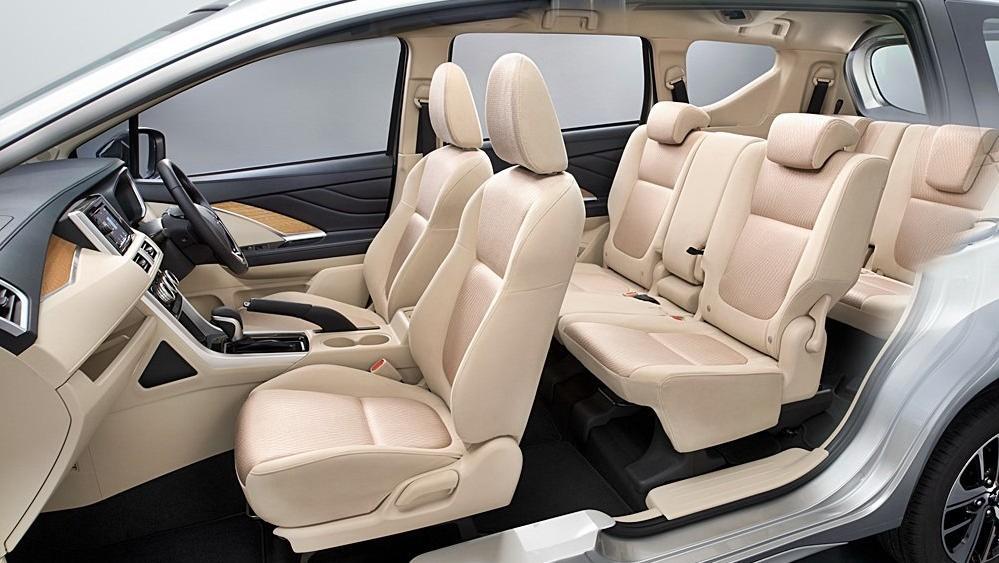 2020 Mitsubishi Xpander Upcoming Version Interior 012