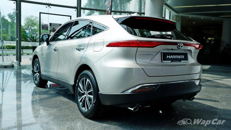 Toyota Harrier will fail in Malaysia? It just hit its 2021 sales target in 1 week 02