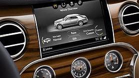Bentley Mulsanne (2017) Interior 016