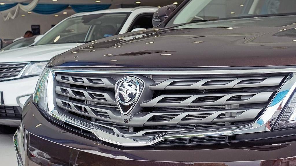 2018 Proton X70 1.8 TGDI Premium 2WD Exterior 010