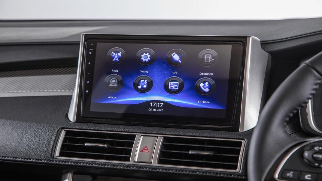 2020 Mitsubishi Xpander 1.5 L Interior 077