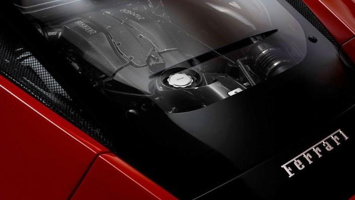 Ferrari F8 Tributo (2019) Interior 009