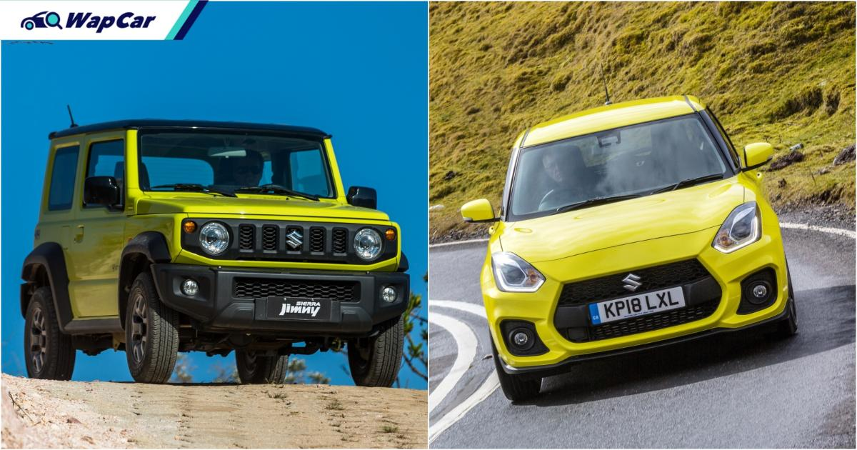Suzuki officially returns to Malaysia, Jimny and Swift Sport coming soon 01