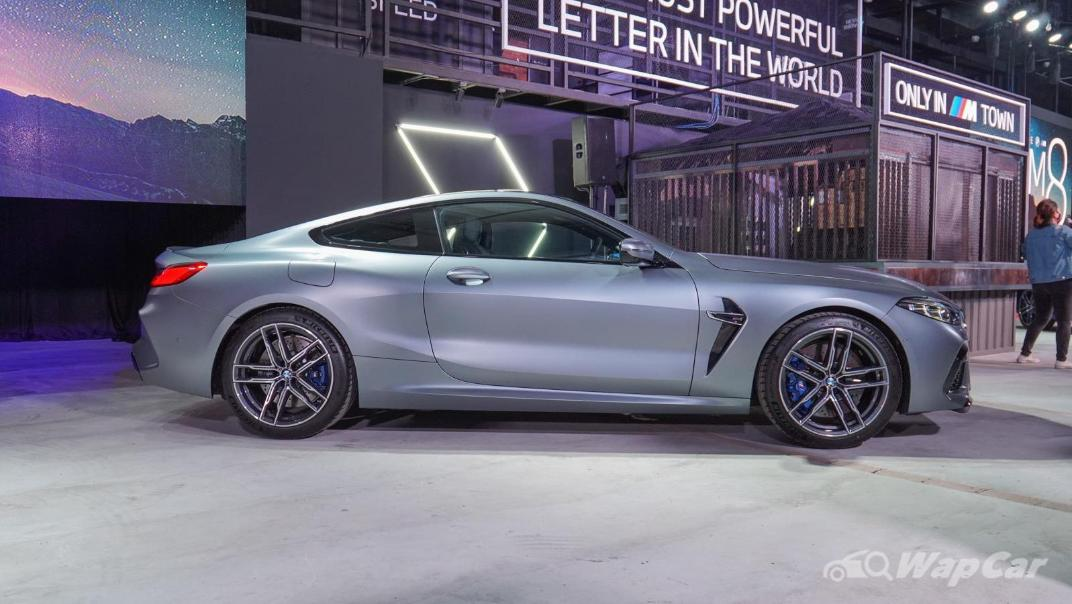 2020 BMW M850i xDrive Coupe Exterior 003