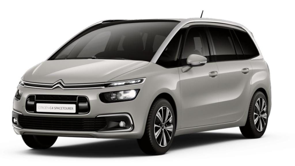 Citroën Grand C4 SpaceTourer (2018) Others 002