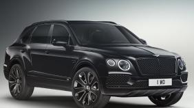 Bentley Bentayga (2019) Exterior 007