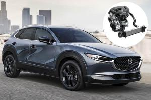 Mazda CX-30: 2.5 Turbo with 253 PS/434 Nm, most powerful in the segment