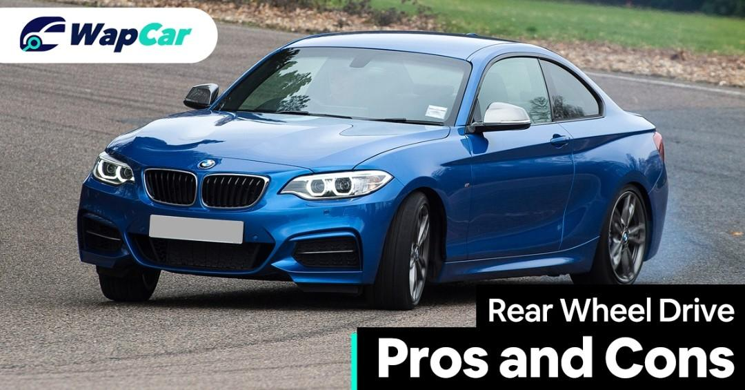 The Pros and Cons of Rear Wheel Drive cars