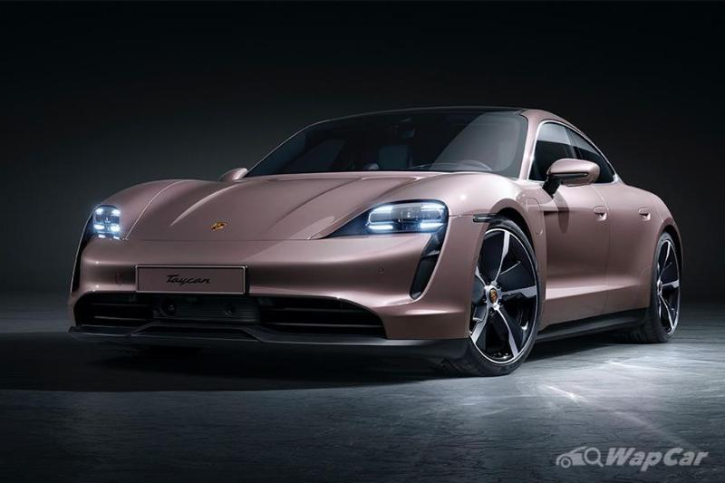 Priced from RM 585k, the 2021 Porsche Taycan RWD is here in Malaysia 02