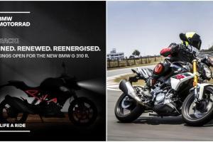 2021 BMW G310R dan BMW G310 GS generasi baharu bakal didedah Oktober 2020?