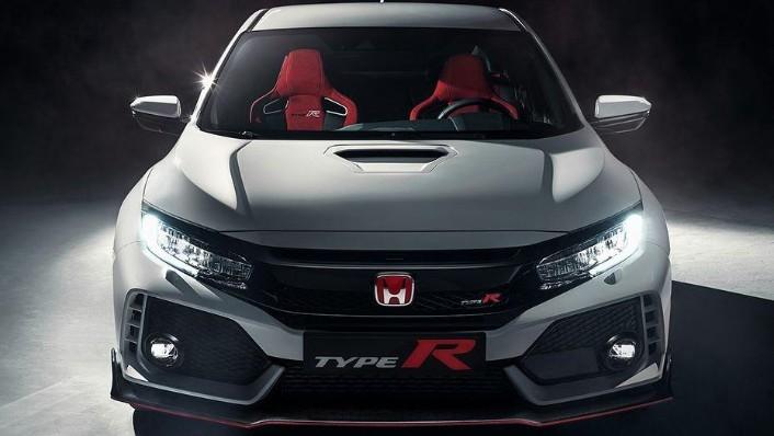 Honda Civic Type R (2018) Exterior 003