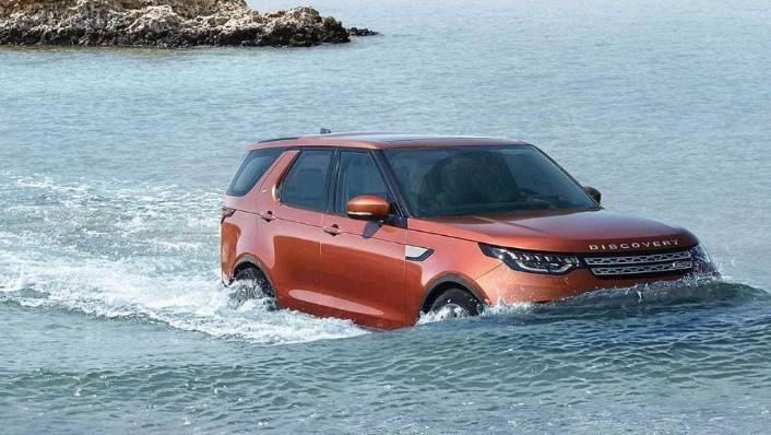 Land Rover Discovery (2018) Exterior 005