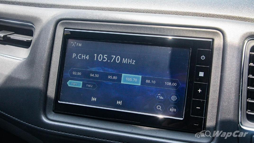 2019 Honda HR-V 1.8 RS Interior 081
