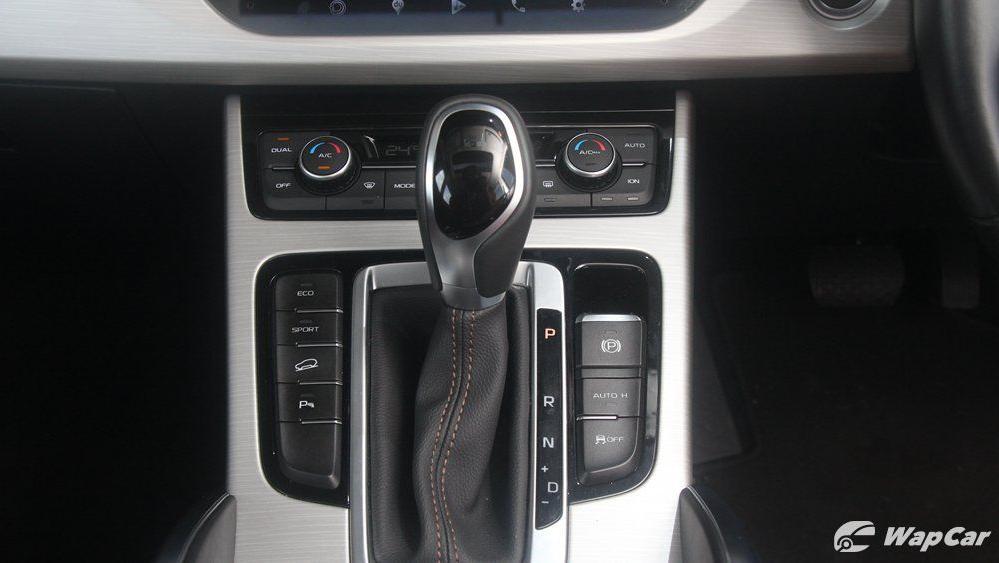 2018 Proton X70 1.8 TGDI Premium 2WD Interior 091