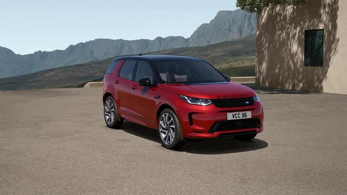 2020 Land Rover Discovery Sport Public Exterior 003