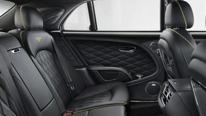 Bentley Mulsanne (2018) Interior 004