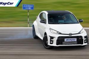 Toyota ada 'surprise' pada 17 November - bukan setakat GR Yaris 2021?