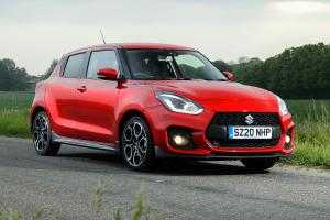 Please Naza, let us have the 2021 Suzuki Swift Sport with a manual transmission