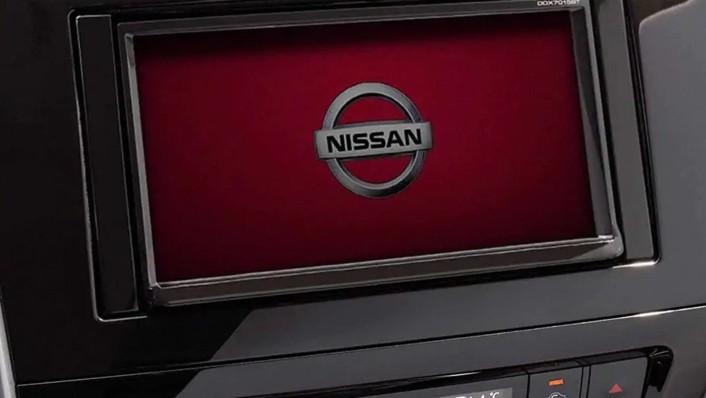 2020 Nissan Terra International Version Interior 004