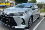 Owner Review: Reasonable maintenance cost and low fuel consumption - My 2021 Toyota Yaris 1.5 E