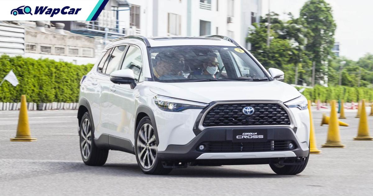 Lessons learned from C-HR, why Toyota is using the Corolla name for Corolla Cross 01