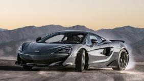 McLaren 600LT(2019) Exterior 001
