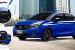 泰国市场增加Honda新品:2021 Honda City Hatchback e:HEV混合动力车型