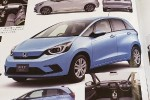 Leaked images of the all-new Honda Jazz have surfaced online