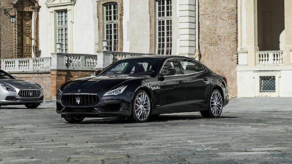 Maserati Quattroporte (2018) Exterior 002