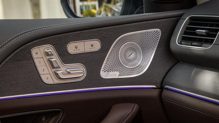 2020 Mercedes-Benz GLS 450 4Matic Interior 009
