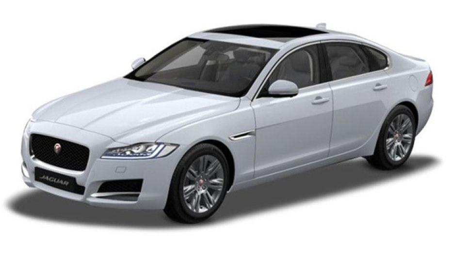 Jaguar XF (2017) Others 009
