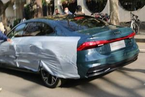 2021 Audi A7L spied in China, and boy it looks good!