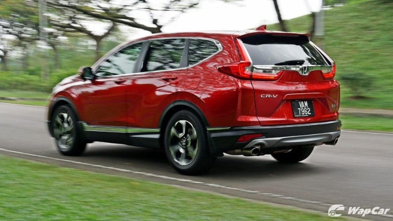 Deal breakers: Honda CR-V – love its practicality and fuel economy, not its cabin noise 02