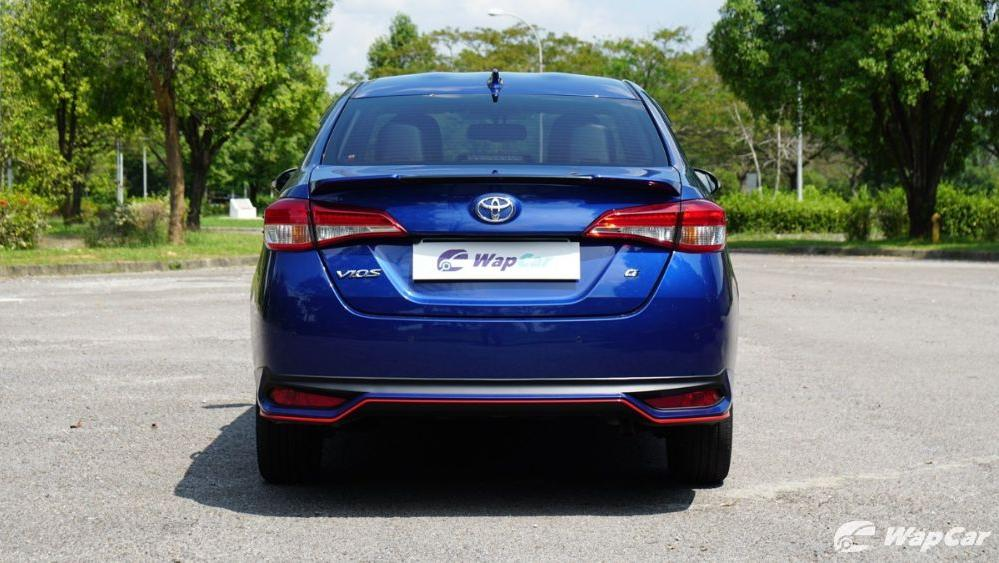 2019 Toyota Vios 1.5G Exterior 064
