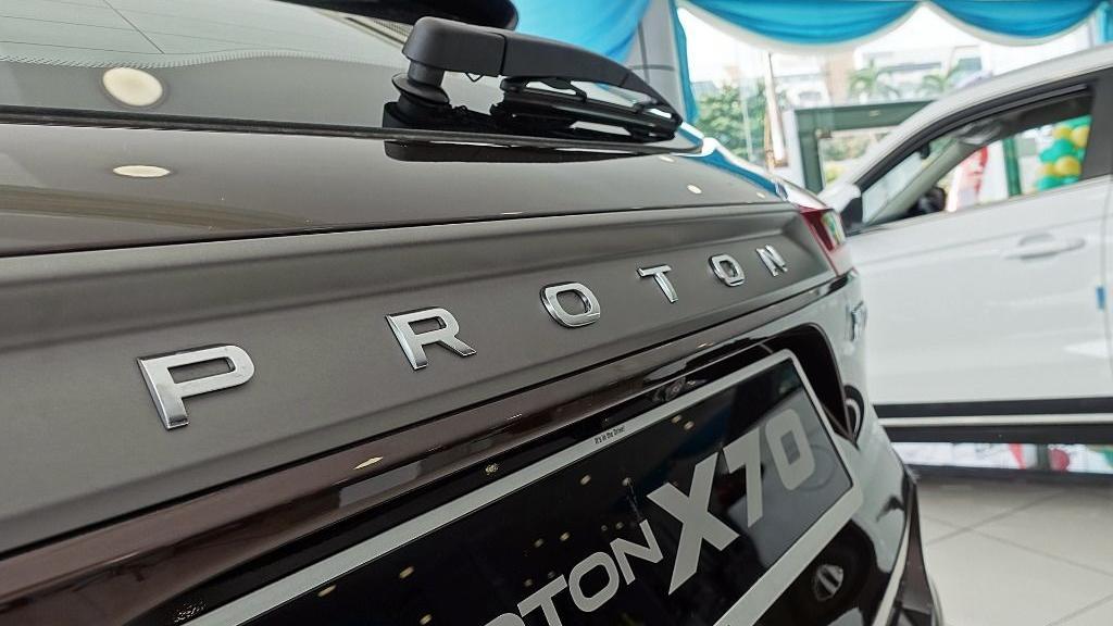 2018 Proton X70 1.8 TGDI Premium 2WD Exterior 038