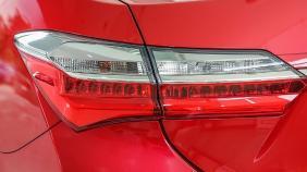 Toyota Corolla Altis (2018) Exterior 010