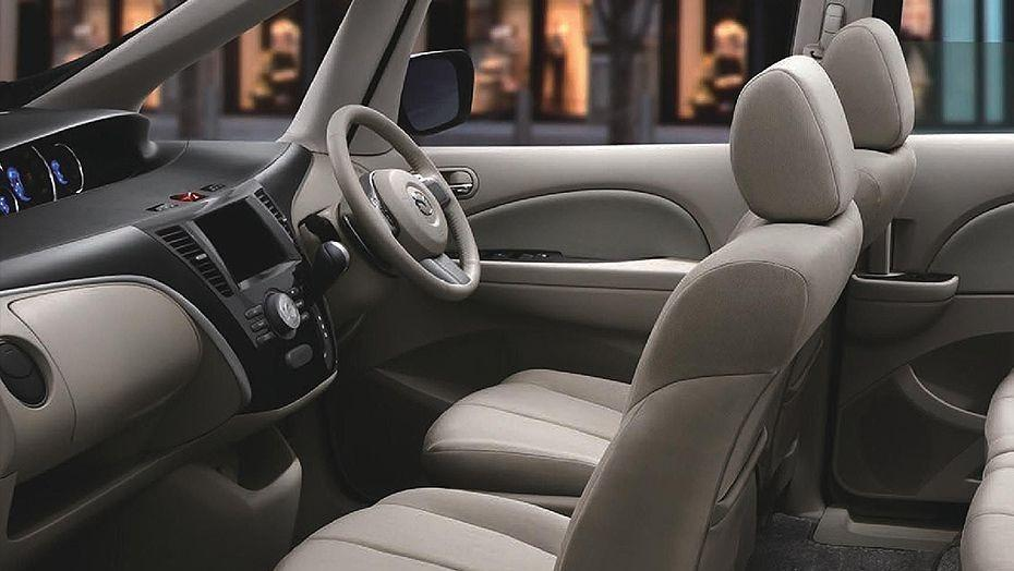 Mazda Biante (2017) Interior 007