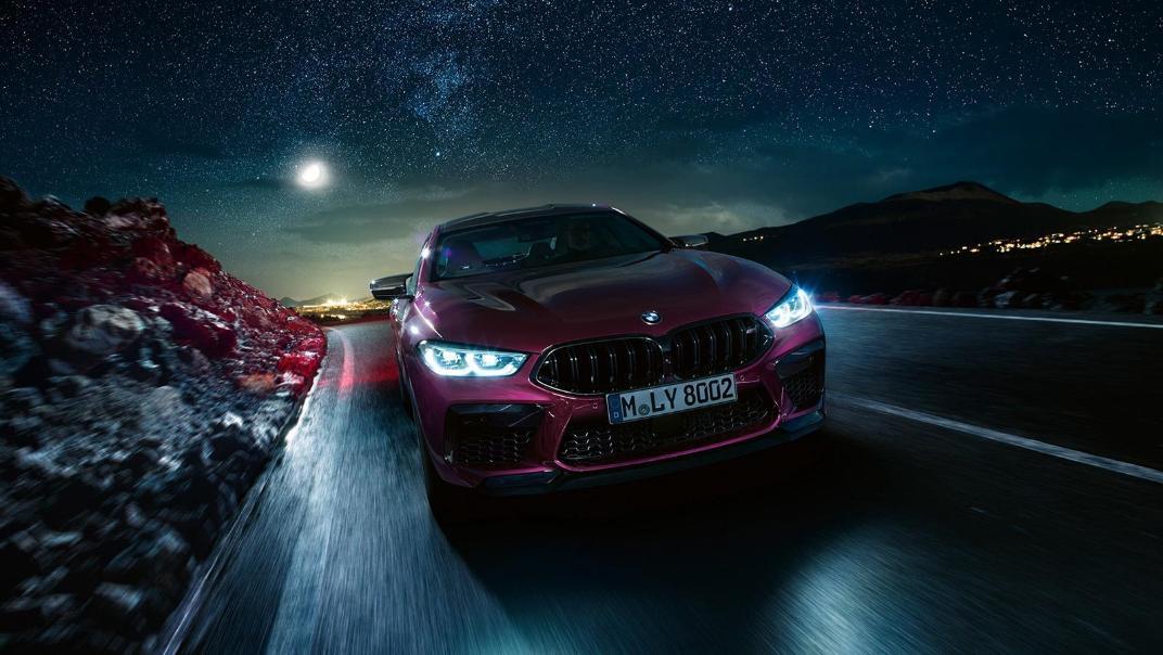 2020 BMW M850i xDrive Gran Coupe Exterior 011