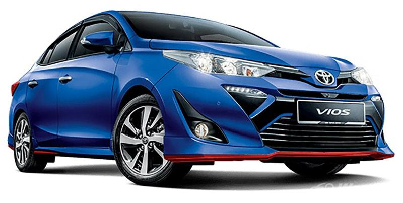 2020 toyota vios facelift launched in the philippines