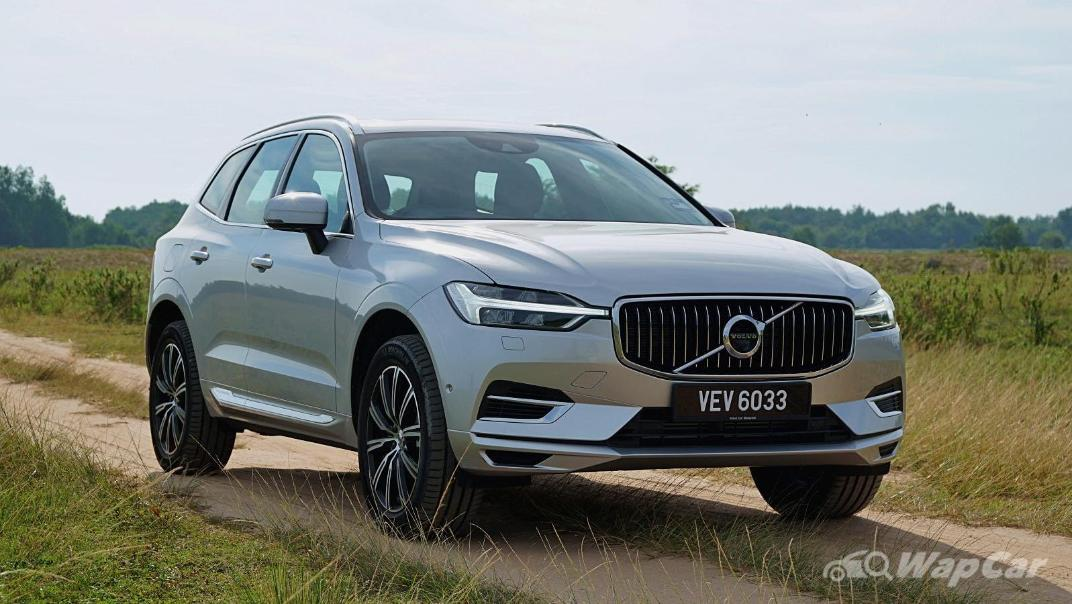 2020 Volvo XC60 T8 Twin Engine Inscription Plus Exterior 058