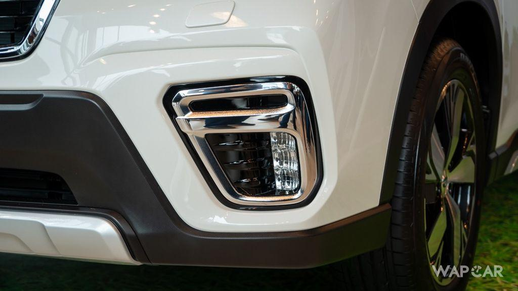 2019 Subaru Forester 2.0i-S EyeSight Exterior 015