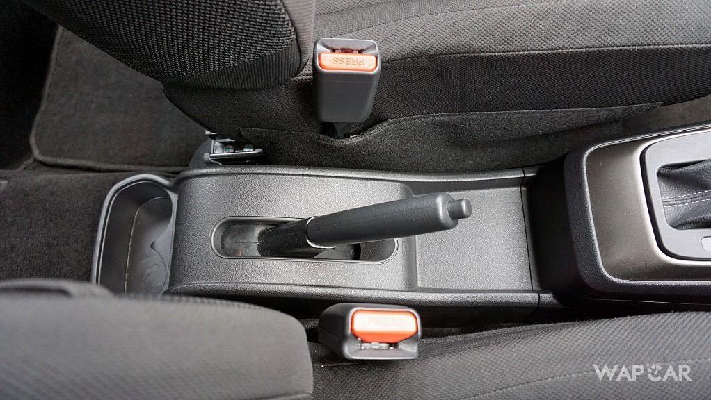 2018 Perodua Myvi 1.3 X AT Interior 018