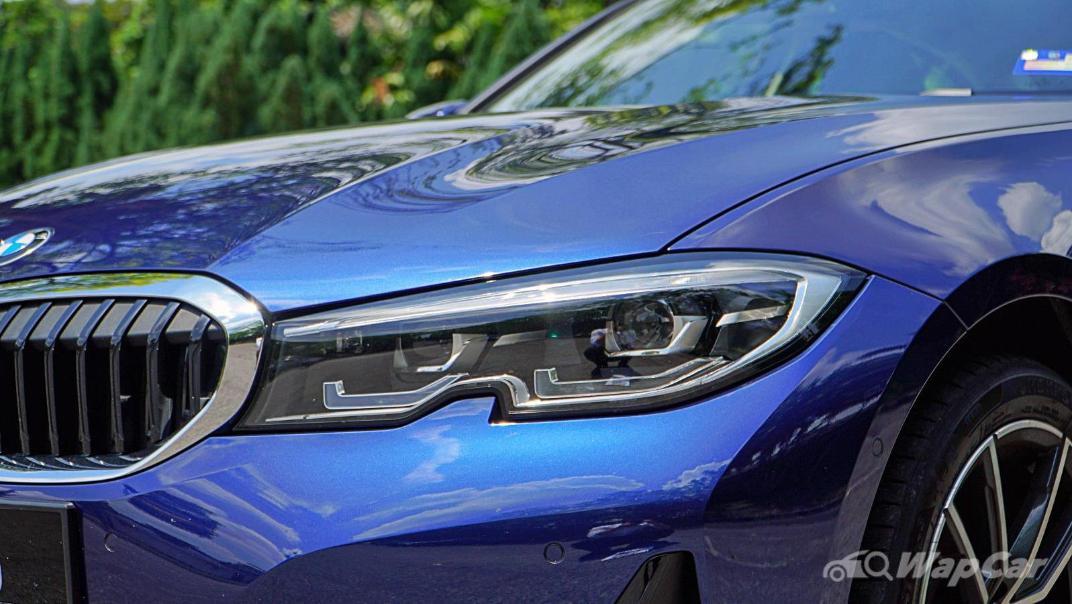 2020 BMW 3 Series 320i Sport Exterior 013