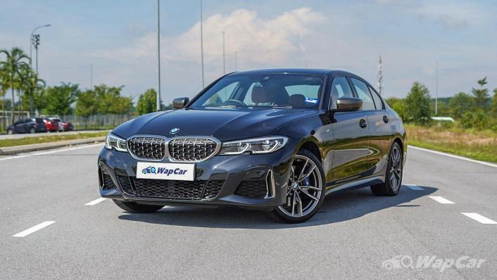 2020 BMW M3 M340i xDrive Exterior 001