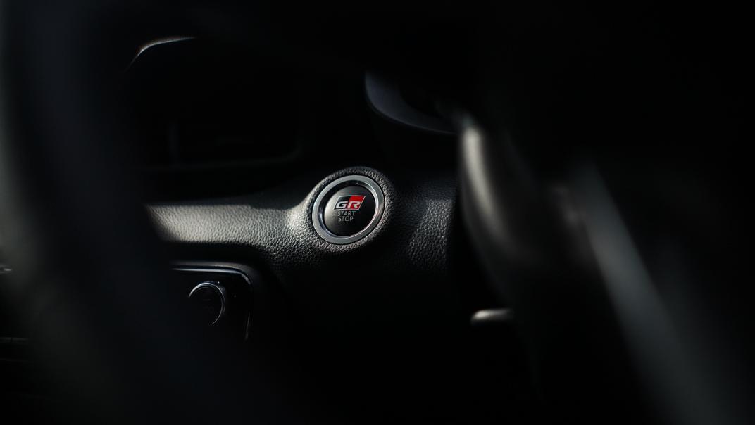 2021 Toyota GR Yaris Interior 047